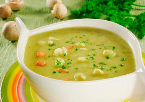 Суп с плавленым сыром - Лучшие кулинарные рецепты супа с плавленым