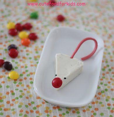 ¡Nos ha encantado este ratón de queso! Seguro que a tu bebé también...