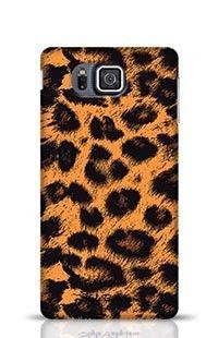 Leopard Skin Samsung Galaxy Alpha G850 Phone Case