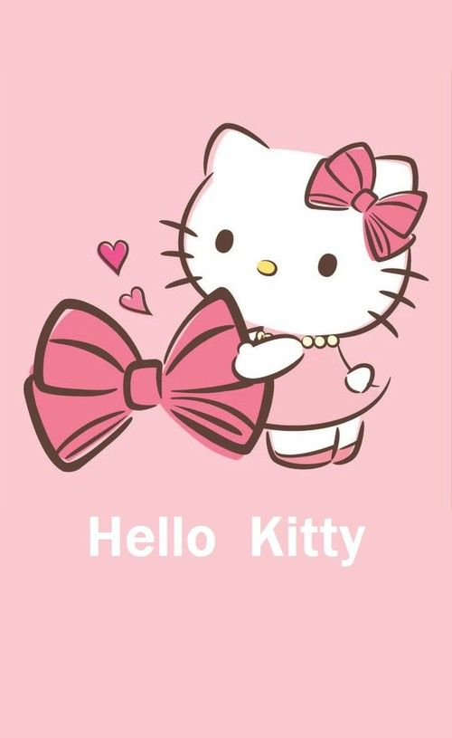 D Hello Kitty Wallpaper