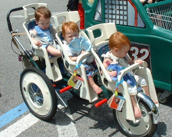46 Best Images About Cargo Bikes Triple Strollers And