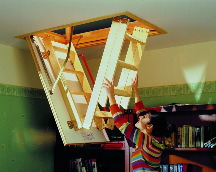 Best 25+ Folding Attic Stairs Ideas On Pinterest | Stairs To Loft, Loft  Stairs And Small Staircase