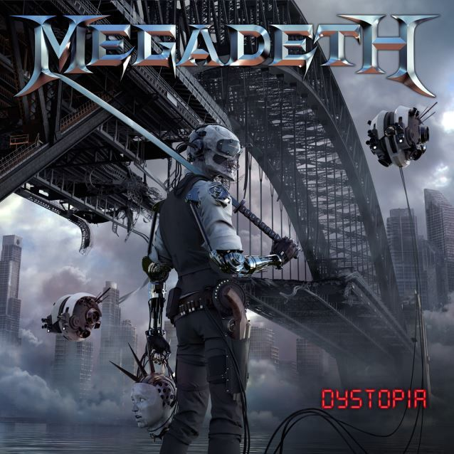 MEGADETH Releases New Music! Listen to 'The Threat Is Real' right here! Dystopia Album Out Soon. | Concert Tour