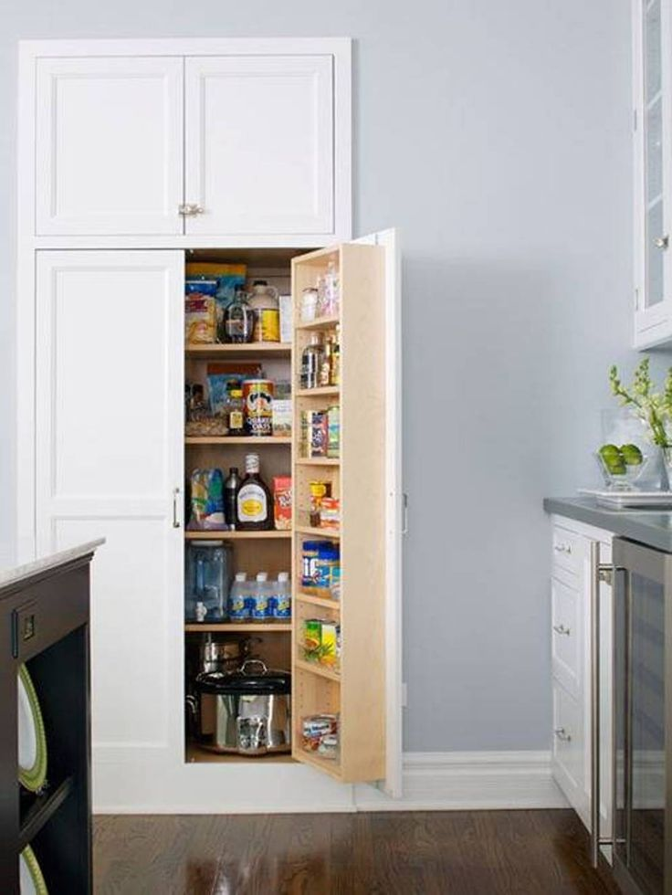Kitchen Pantry Ideas Best 25+ Kitchen Pantry Cabinets Ideas On Pinterest