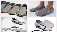 keçeden ev ayakkabısı nasıl yapılır, ev ayakkabısı nasıl yapılır, keçeden ev ayakkabısı yapımı, ev ayakkabısı yapımı,
