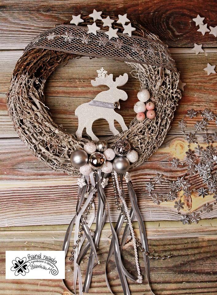 Christmas Dekor: Slavka M handmade