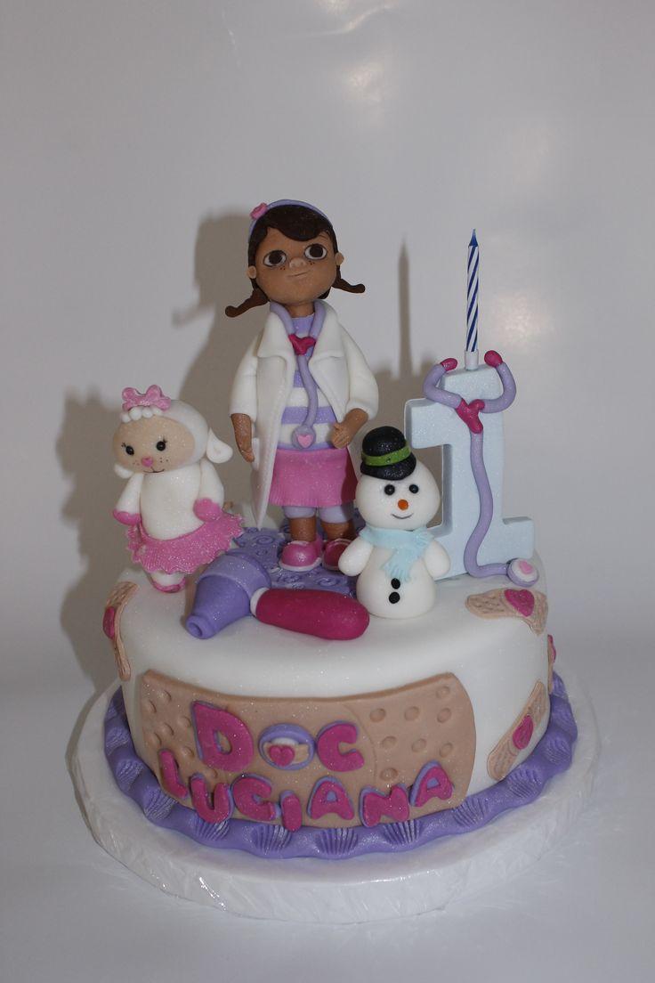 Torta Doctora Juguetes
