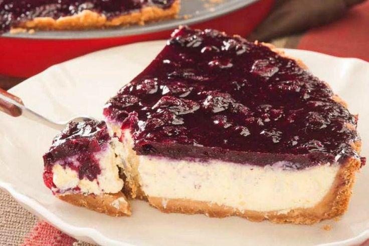 Varomeando: Cheesecake neoyorkino