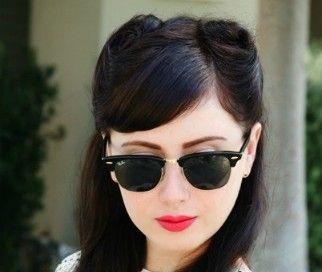 pin-up hair tutorial