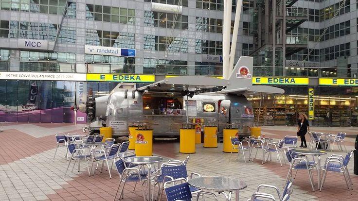 Currywurst Food Truck Paris