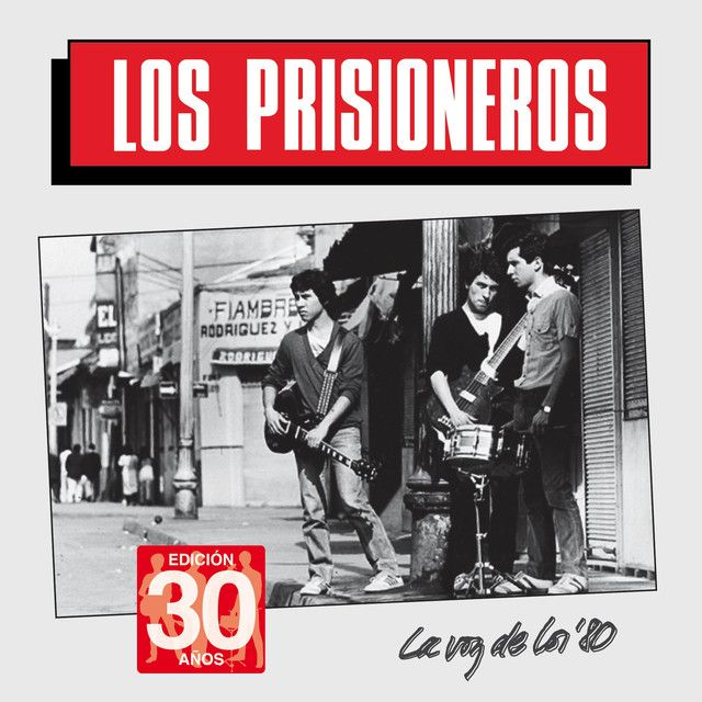 Saved on Spotify: La Voz de los '80 by Los Prisioneros