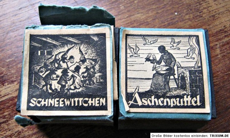 Heimel Dia 40er Jahre Schneewittchen Aschenputtel Märchen Serie abs Rarität Dias. Sold for EUR 30,50