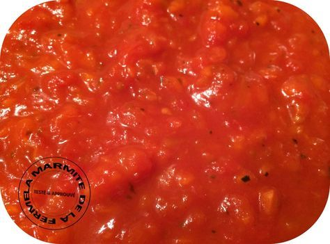 Sauce Pizza WW (Thermomix)