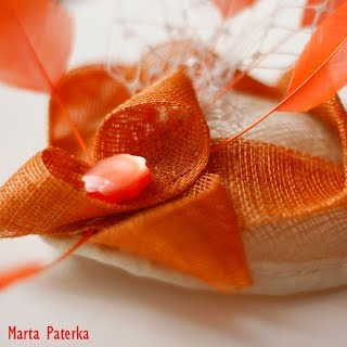 fascinator @ martapaterka.etsy.com