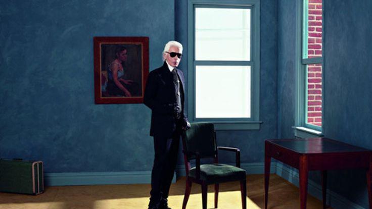 «Karl Lagerfeld, Visual Journey» à la Pinacothèque de Paris