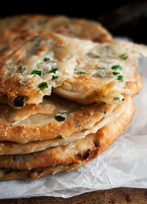 ... extra flaky scallion pancakes and flaky scallion pancake extra flaky