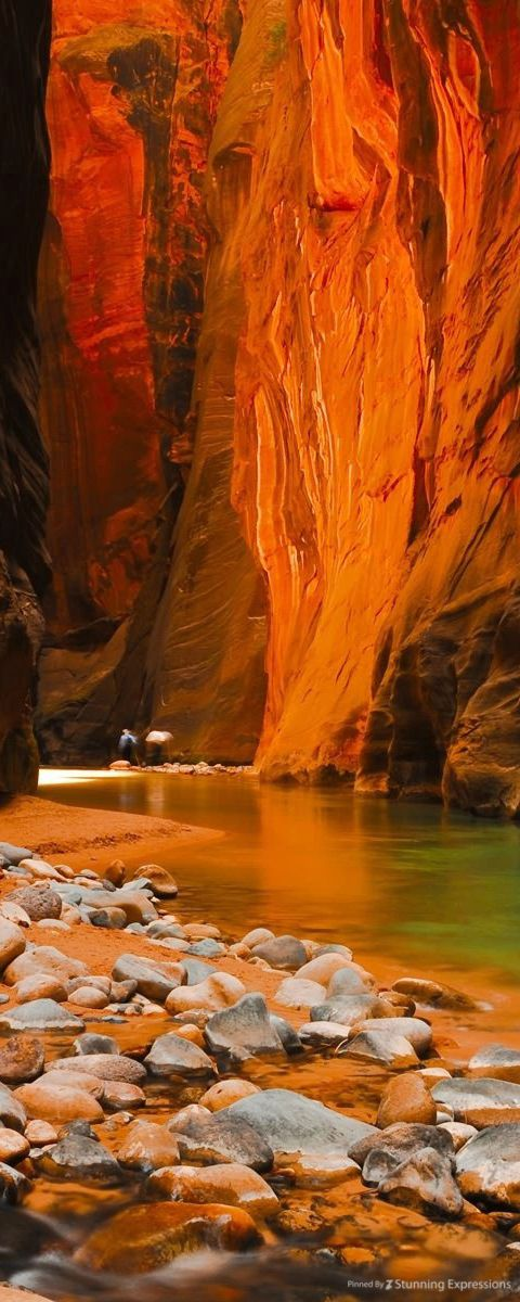 Zion National Park is located near Kolob Canyon, Utah | US