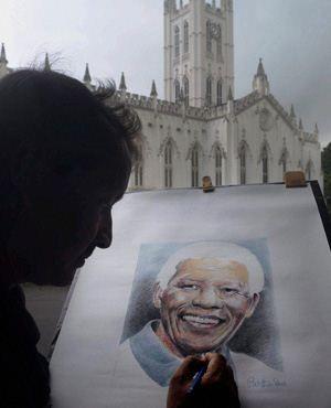 Happy birthday, Nelson Mandela. From the team at News24.
