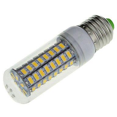 18W E14 / E26/E27 Bombillas LED de Mazorca T 72 SMD 5730 1650 lm Blanco Cálido / Blanco Fresco Decorativa AC 100-240 V 1 pieza 4371291 2016 – €3.91