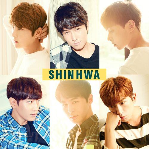 East Asia Addict: [CD] Shinhwa - 아는 사이 (She Said) [Pre-release]