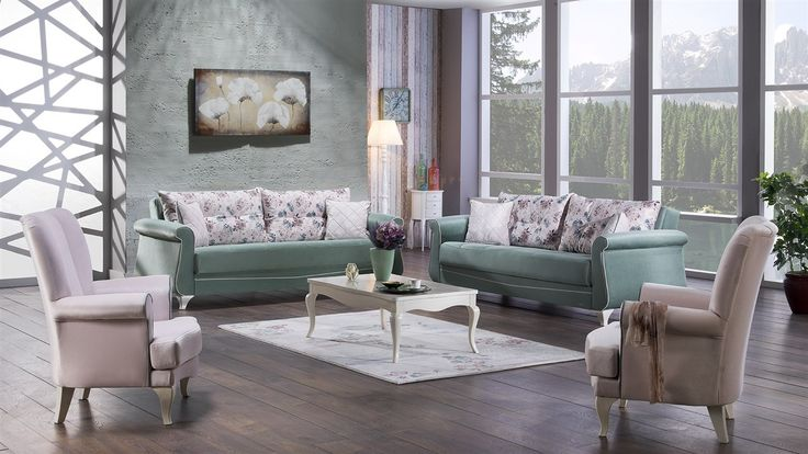 Belissa Koltuk Takımı - Bellona Mobilya | living room