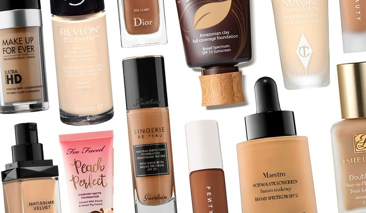 The Best Foundation For Combination Skin | more