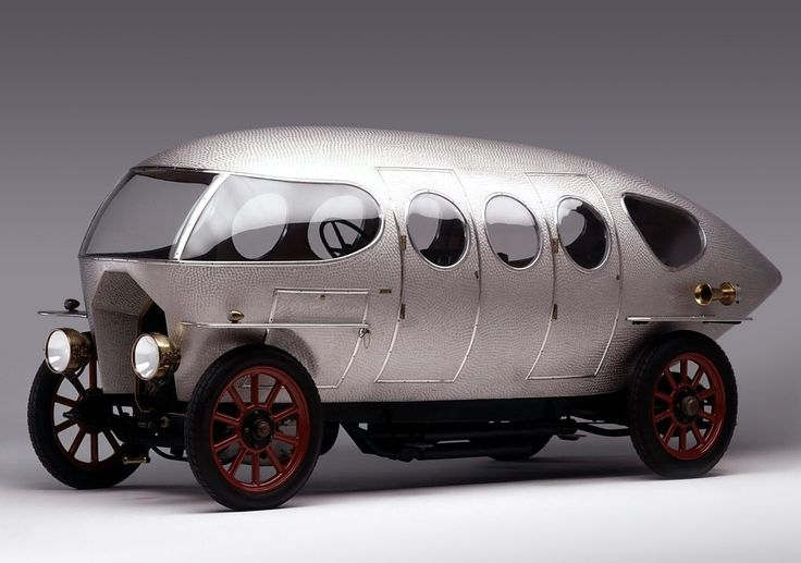 1914A.L.F.A. 40/60 HP Aerodinamica by Castagna