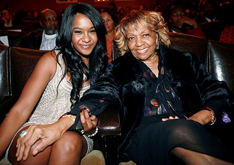 Cissy Houston Breaks Silence on Bobbi Kristina Brown's Condition - Us Weekly