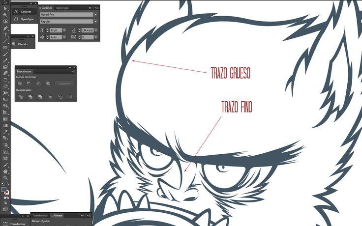 5 claves para vectorizar correctamente en Illustrator