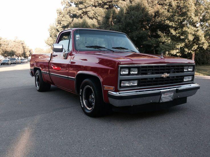 1990 Chevy Truck - LMC Trucklife