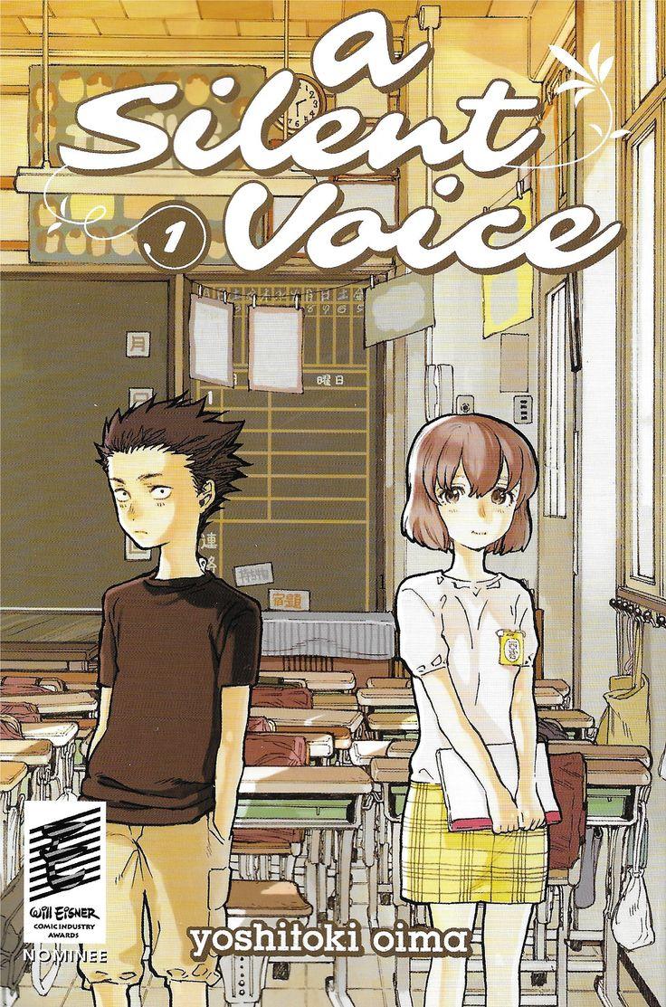 A Silent Voice A silent voice manga, Manga, Childish