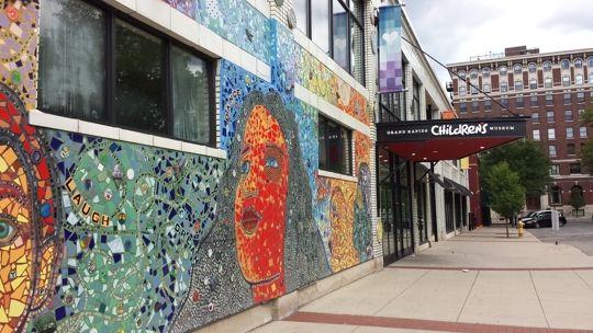 Grand Rapids Children's Museum - Grand Rapids, MI - Kid friendly activity reviews - Trekaroo