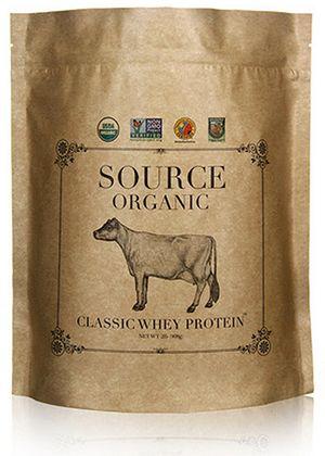 Source Organic Whey Protein