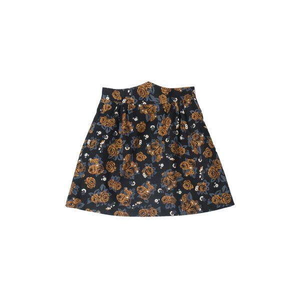 Edelweiss Dirndl Miniskirt ❤ liked on Polyvore featuring skirts, mini skirts, bottoms, saias, faldas, short mini skirts and short skirt