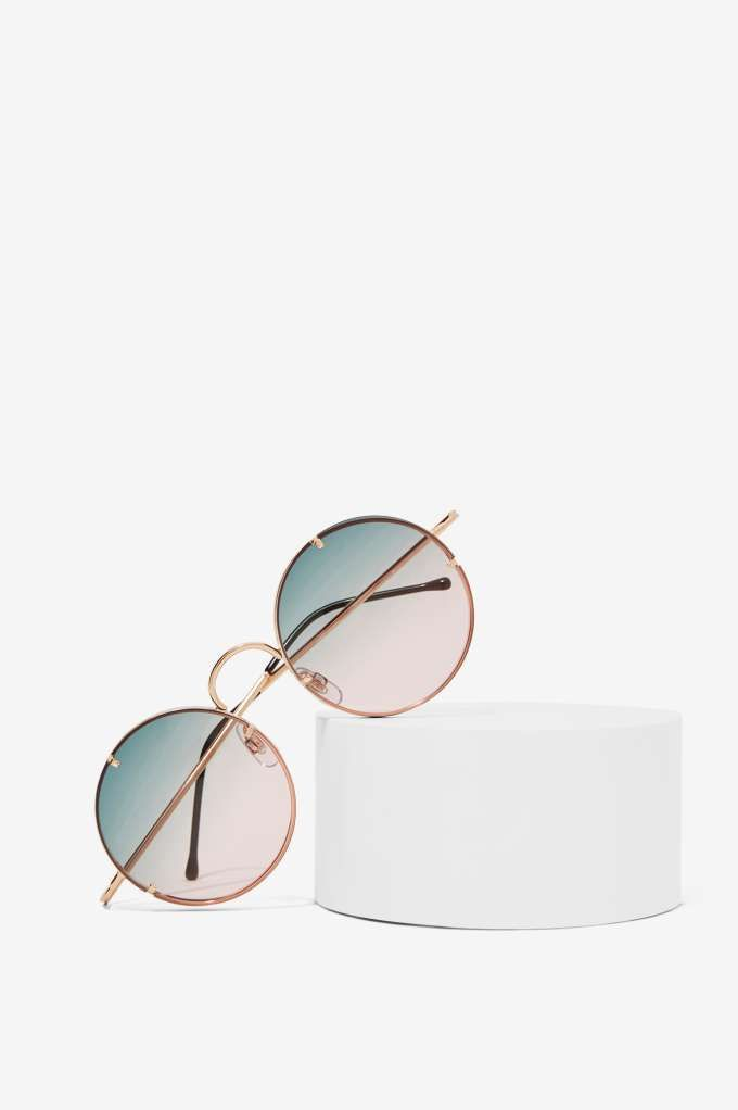 Spitfire Poolside Rounded Shades - Sunglasses | Back In Stock | Summer Romantics | Back In Stock