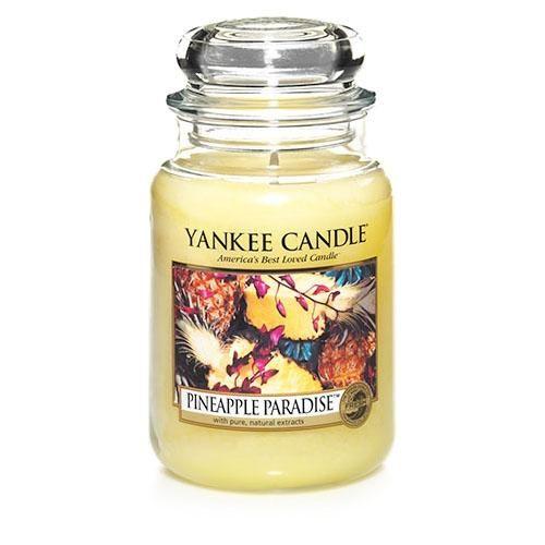 Pineapple Paradise Large Jar