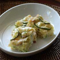 Zucchini Squares