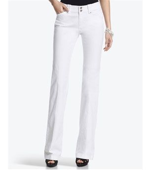 1000  ideas about White Jeans For Women on Pinterest | Emmanuelle