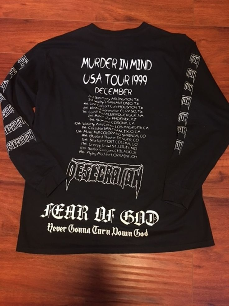 Fear Of God × Maxfield Los Angeles Fear Of God For Maxfield Restructured Rock Tee Size L $1500 - Grailed