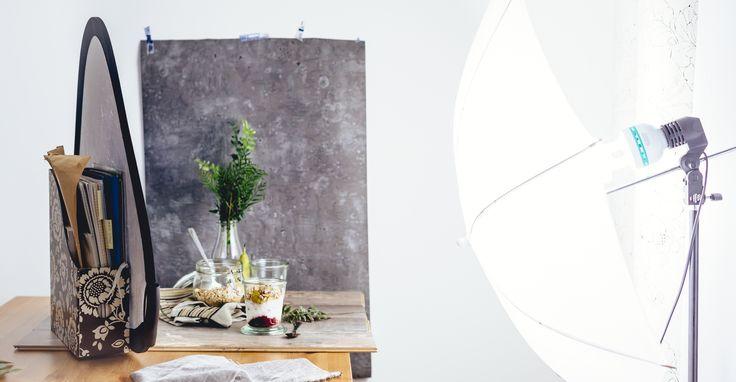 Jak fotografować jedzenie w sztucznym świetle - fotografia kulinarna