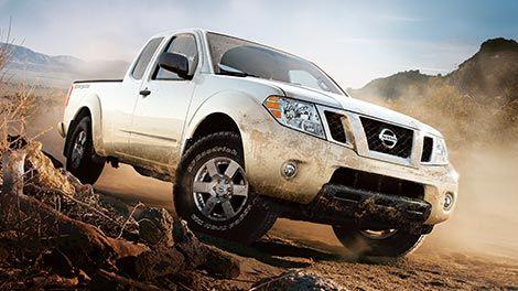 2013 Nissan Frontier Truck | Nissan USA