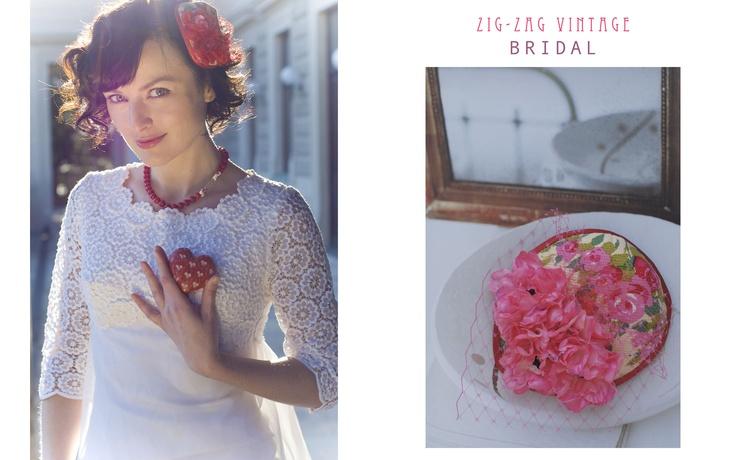 Bridal collection - ZigZag Vintage