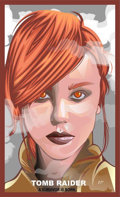 Tomb Raider by zenxys.deviantart.com on @DeviantArt