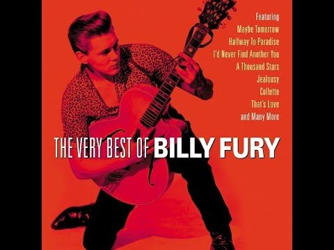 Billy Fury - The Very Best Of (One Day Music) [Full Album] - YouTube
