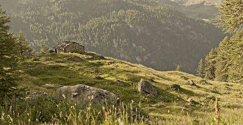 The path to Rifugio degli Angeli, Valgrisenche. | Flickr - Photo Sharing!