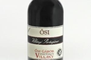 A Villányi név garancia a minőségre!  http://www.osipince.hu/termek/portugieser075/