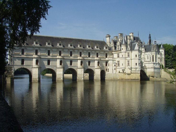 Chenonceau, the Loire