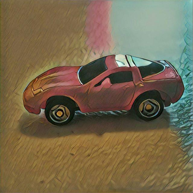 #micromachines #retrotoys #90stoys #cars #chevrolet #corvette #c5 #redcorvette    #Regram via @richardbercich