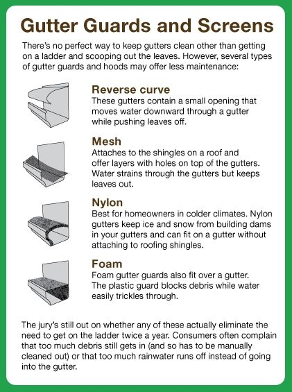 37 Best Images About Gutter Guards On Pinterest