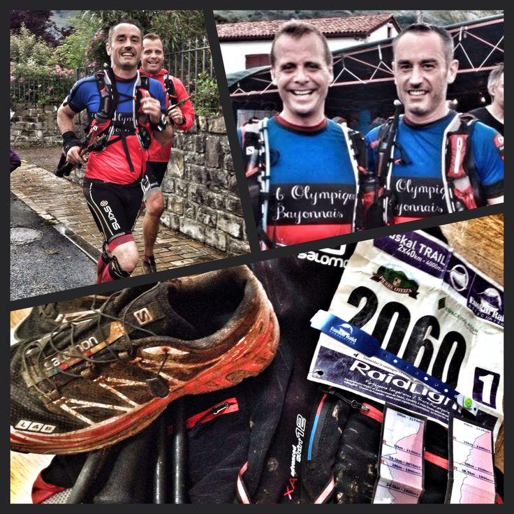 Euskal Trail 2014 (2x40)